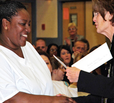 LPN Graduation ceremony at Ulster County BOCES